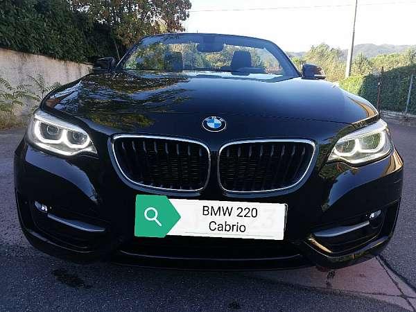 BMW 220i Cabrio Sport
