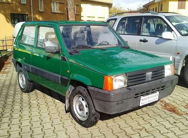 FIAT Panda 1100 i.e. 4x4